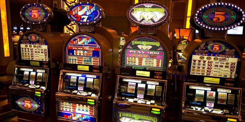 Игровые автоматы с купюропримником