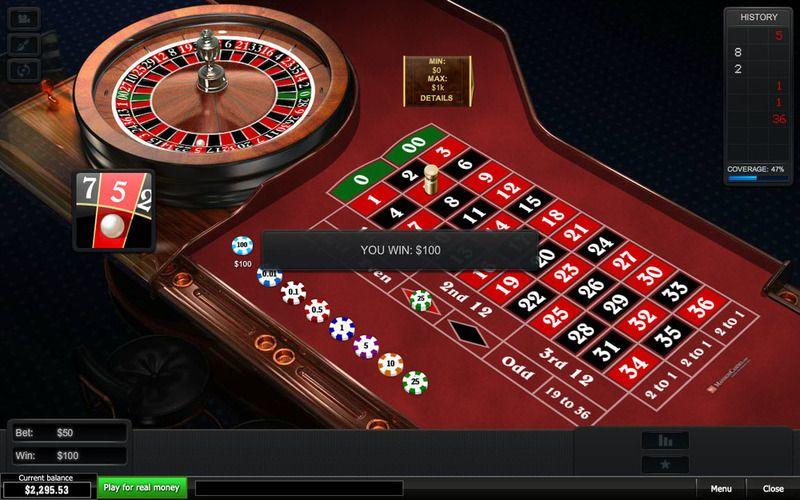Найти сайт казино
